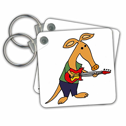 Aardvark Keychains<br>Set of 2