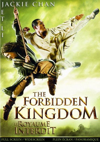 The Forbidden Kingdom / Le Royaume Interdit (Widescreen & fullscreen) [DVD]