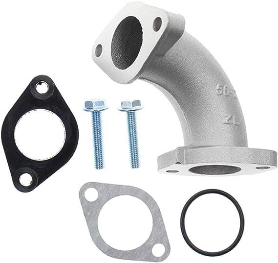 Vm22 26mm Vergaser Kit Fit Für Mikuni Intake Pipe Pit Dirt Bike 110ccm 125ccm 140ccm Lifan Yx Baumarkt
