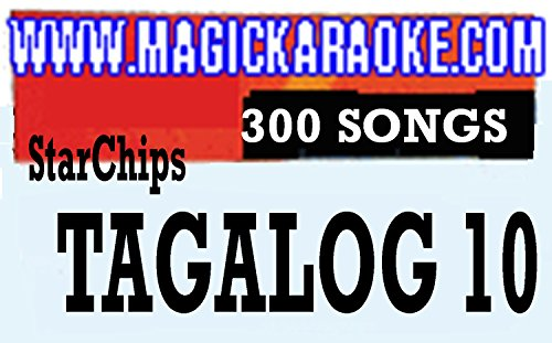 Magic Singalong Song Chip - STARCHIP (Tagalog + English)