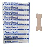 50-Count Better Breath Nasal Strips Medium(55mm*16mm)