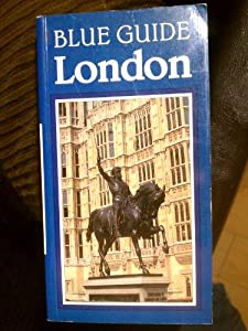 Paperback London (Blue Guides) Book