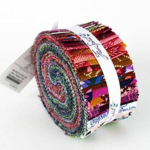 Anna Maria Horner Sweet Dreams Design Roll 40 2.5-inch Strips Jelly Roll Free Spirit