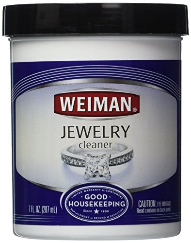 Weiman Jewelry Cleaner,7 oz, pack of 6