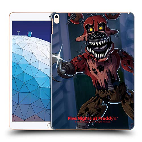 Official Five Nights at Freddy's Phantom Foxy Game 3 Hard Back Case Compatible for iPad Air (2019) ()