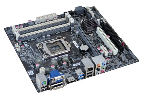 Socket Dvi (DURATHON II B85H3-M LGA 1150 Intel Small Business CROSSFIRE 8CH GIGA LAN SATA3 USB3.0 WHQL DVI HDMI VGA MOTHERBOARD)