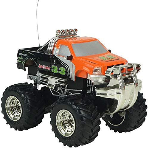 8013 2.4G 4CH RTR Off-Roed RC Car Alloy Chaissis Structure OR from Starpromise
