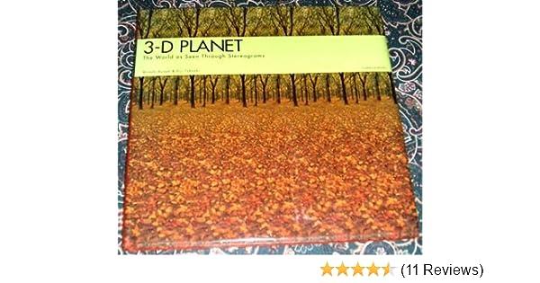 World as Seen Through Stereograms 3-D Planet