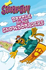 Scooby-Doo: Battle of the Snowboarders Kindle Edition