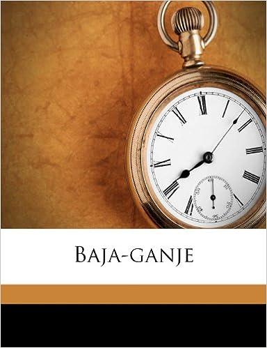 Book Baja-ganje
