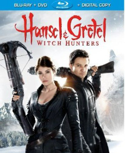 Hansel & Gretel: Witch Hunters (Unrated Cut) (Blu-ray