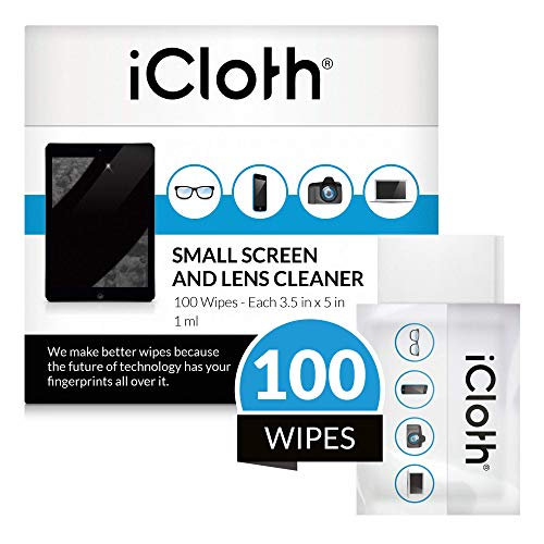 iCloth Lens and Screen
