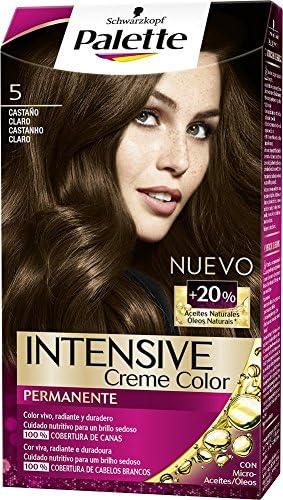 Palette Intense - Tono 5 Castaño Claro - Coloración ...