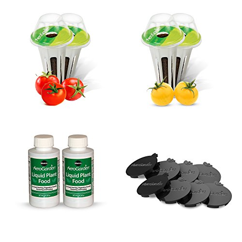 AeroGarden Heirloom Tomato Kit (For Farm/Farm Plus models)