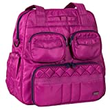 Lug Women's Puddle Jumper Gym/Overnight Bag, Orchid Pink, One Size