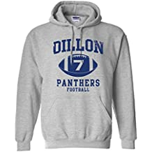 Dillon 7 Football Retro Sports Novelty DT Sweatshirt Hoodie