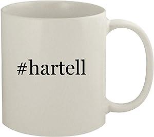 #hartell - 11oz Hashtag White Coffee Mug