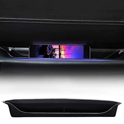 Nomiou Jeep JL Grab Tray Passenger Storage Tray Organizer Grab Handle Accessory Box for 2020-2020 Jeep Wrangler JL JLU & 2020 Jeep Gladiator JT, Interior Accessories: Automotive