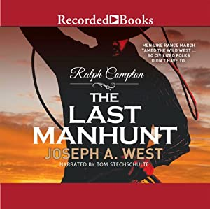 The Last Manhunt Audiobook