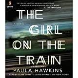 The Girl on the Train: A Novel (audio edition)