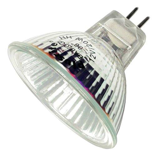Ctkcom Bulbs 6 Pack 12volt 20watt Mr16 Halogen Light