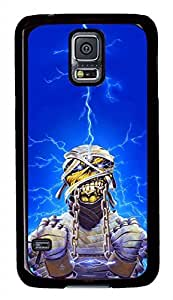 Mummies PC Black Hard Case Cover Skin For Samsung Galaxy S5 I9600 by supermalls