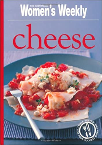 Book Cheese (The Australian Women's Weekly Minis)