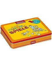 Die schönsten Murmelspiele (Kinderspiel) mit Buch: Spiele-Klassiker - bunte Glasmurmeln - Spielanleitungen
