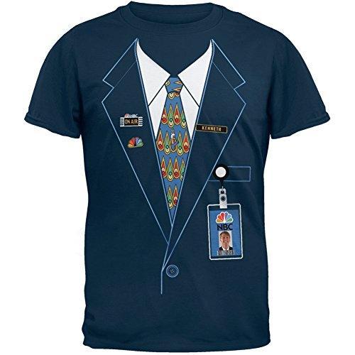 30 Rock - Kenneth Costume T-Shirt - Large ()