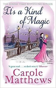 Book It's a Kind of Magic