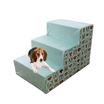 Amazon.com: Escaleras elevadas para mascotas de UTOPIAY, 3 ...