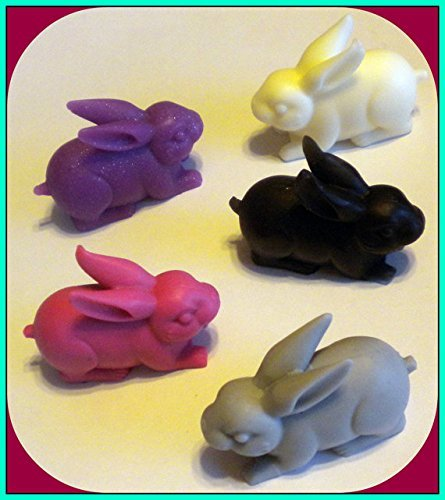 easter-soap-bunny-soaps-free-shipping-set-of-3-animal-rabbit-party-favors