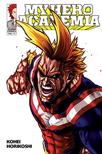 My Hero Academia, Vol. 11: End of the Beginning, Beginning of the End (Best Fantasy Art Sites)