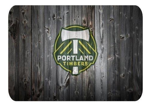 Portland Timbers MLS Neoprene Mouse Pad by natashacustomjewelry
