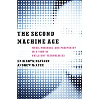 The Second Machine Age: Work Progress And Prosperity In A Time Of Brilliant Technologies