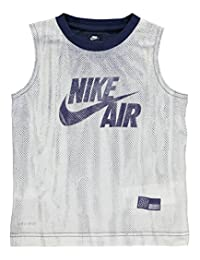 Nike Little Boys' Toddler Dri-Fit Sleeveless T-Shirt (Sizes 2T - 4T)