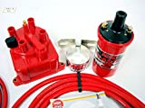 VMS RACING 92-01 HONDA PRELUDE H22 MSD COIL WIRES