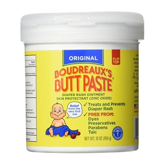 Boudreaux's Butt Paste 16 Ounce Jar