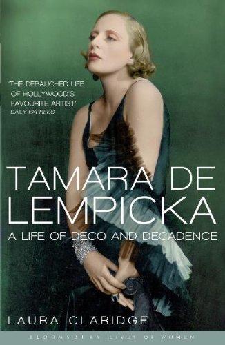 Download Tamara De Lempicka (Bloomsbury Lives of Women) ebook