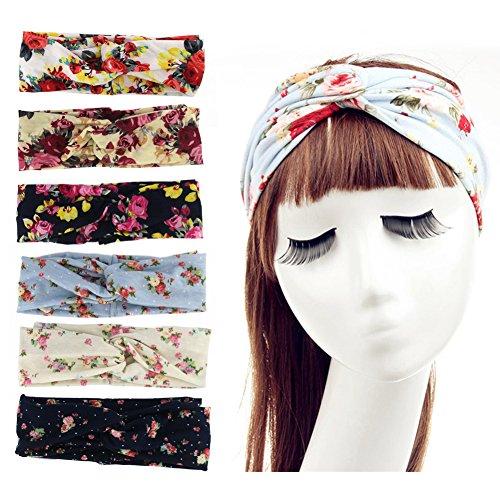 Yeshan Stretchable Headband Printed HairBand