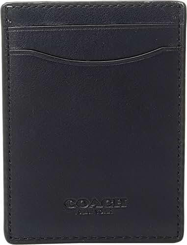 COACH Mens Sport Calf 3-in-1 Card Case