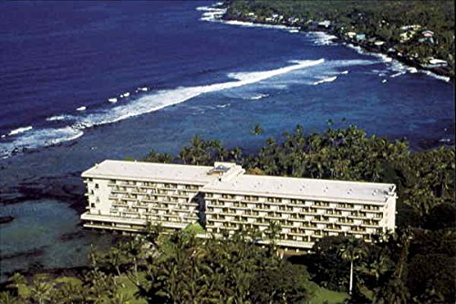 Outrigger Keauhou Beach Resort, 78-6740 Alii Drive Kailua-Kona, Hawaii Original Vintage - Drive Alii