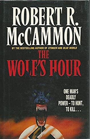 book cover of The Wolf\'s Hour