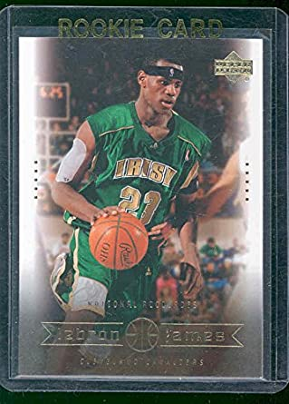 Amazoncom 2004 Upper Deck National Accolades 3 Lebron