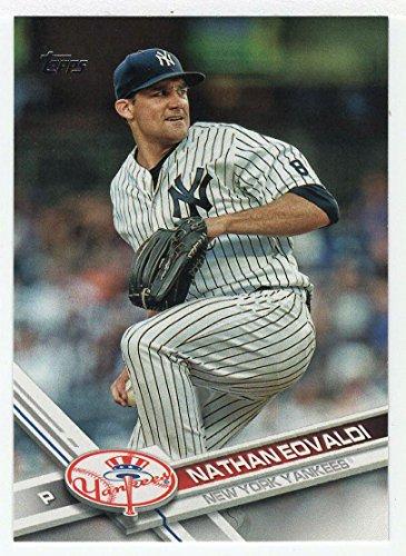 Nathan Eovaldi (Baseball Card) 2017 Topps # 261 MT