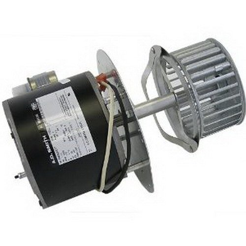 Tjernlund 950-0625 Motor and Wheel Assembly for SS1, SS1C Power Venters