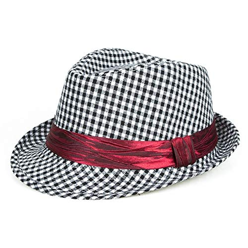 bfa172511e9 World 2 home Cool!!Fashion Baby Hat Children Cap Kid Hat Mixing Style Hot  Sale Jazz Cap for Boy Girl Hat Newborn Photography Prop Trilby  Amazon.in   ...