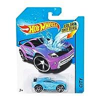 Hot Wheels Mattel Bhr15 Modelli Veicoli Color Shifters, 1 Pezzo, Modelli Assortiti
