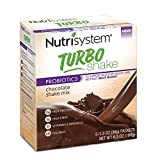 Nutrisystem Turbo Chocolate Shake Mix, 20 ct Review