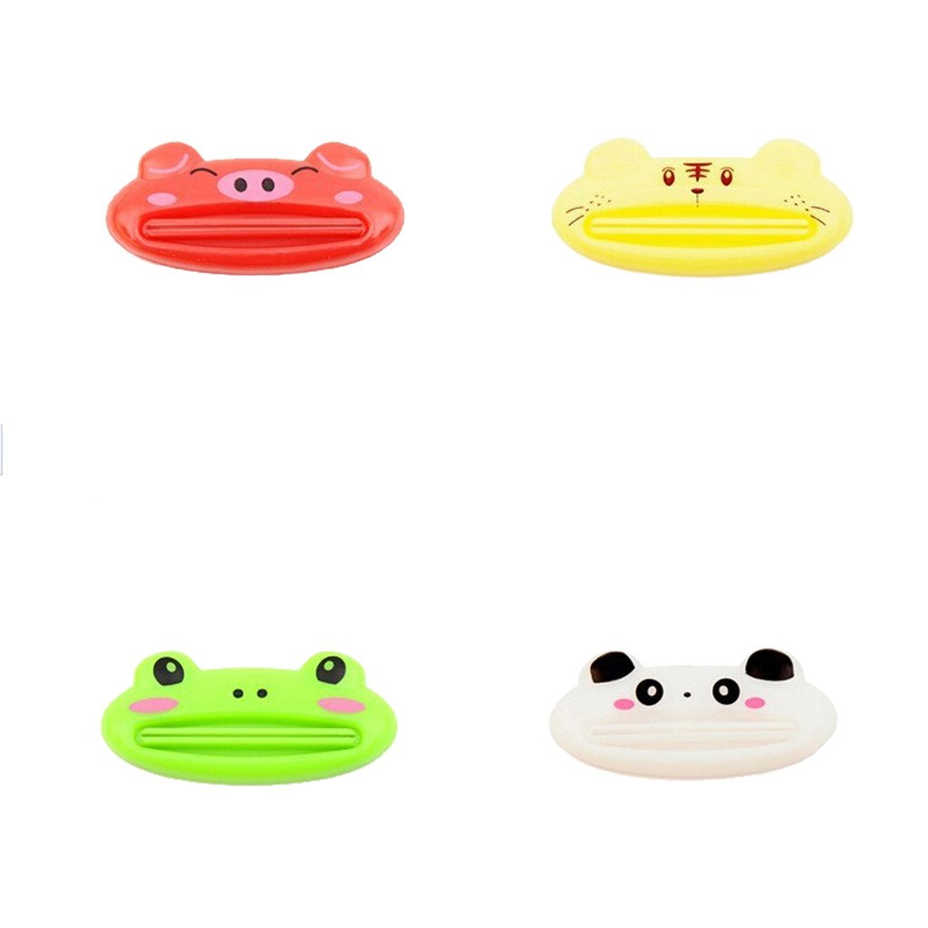 chendongdong 1pcs Cute Animal multifunction squeezer / toothpaste squeezer Home Commodity LEPAZN1223